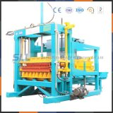 Energie-Einsparung-Aufbau Conrete Block-Ziegeleimaschine