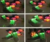 Glühendes Shoe Lace Light herauf LED Shoelace