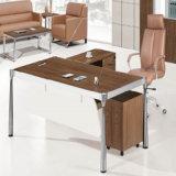Mesa de madeira do gerente do escritório moderno para a mobília de escritório