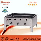 Решетка газа утверждения Ce напольная варя, газовая плита, газовая горелка, решетки BBQ