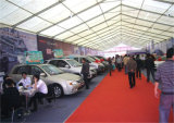 Outdoor Carport Exhibition Tent Event Party Tent for Auto Show