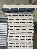 絶縁体サンドイッチ屋根のパネルの価格をインストールすること容易な中国の製造者