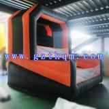 Коммерчески обруч баскетбола PVC 0.55mm раздувной стоит игрушки для взрослых
