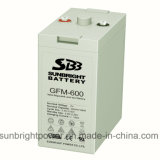 Power solar System Battery 2V1000ah para o poder superior 220V Pack