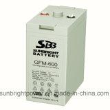 Солнечная батарея 2V1000ah электрической системы для пакета наивысшей мощности 220V