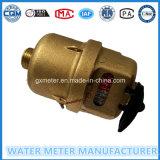 Medidor de água Volumetric do pistão giratório com medidor de água da classe C da exatidão R160