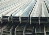 A36 Q235 Q345 Warmgewalste Steel H Beams 100X100X6X8 125X125 150X150X7X10 175X175