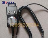 19-Core que blinda los cables en espiral espirales flexibles para el generador de pulso manual