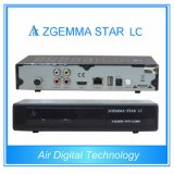 OS E2 Full 1080P DVB-C Single Cable Tuner di Low Cost Zgemma Star LC Receiver Linux della fabbrica
