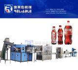 Ligne remplissante machine de bouteille de boisson carbonatée en plastique de soude