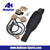Anbison 스포츠 Ztac Zcobra 전술상 헤드폰 (PTT를 포함하지 않기 위하여)
