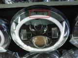 """7つの""""ジープのWranlger Tj JkのハンマーのためのLED車のヘッドライトDRL"""