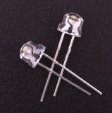 Straw Hat 4.8mm Lamp LED Diode voor Solar Lights (lpiled-02736W)