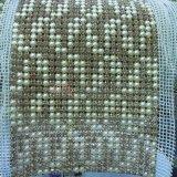 結婚式の装飾のトリム24の列の網