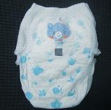 超通気性の使い捨て可能な赤ん坊によってはおむつの製造業者が喘ぐ