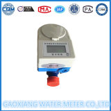 Medidor de água pagado antecipadamente do CI cartão novo