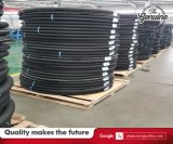 Mangueira hidráulica de borracha trançada de aço 2sn para máquinas de construção agrícola de carvão