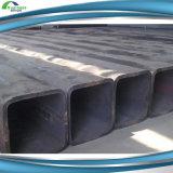 pipes noires soudées par ERW d'acier du carbone Q235 de 3mm
