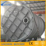 El tanque de almacenaje líquido aprobado del enchufe de fábrica ISO9001