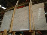 Белый Polished мраморный сляб для справляться белизна /Wall Carrara