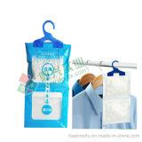 Hängendes Feuchtigkeits-Sauger-Kalziumchlorid-duftendes Trockenmittel packt Beutel