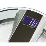 escala personal electrónica de cristal de 8m m Termpered