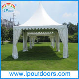 6X6m Aluminum Frame Wedding Marquee Pagoda Tent per Event