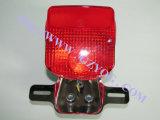 Tank van de Brandstof van de Zetel van de Tanden van de Klep van de Schakelaar van het Handvat van de Regelaar van de Ketting van de Regelgever van het Achterlicht van de Bobine van de Motor van de Vervangstukken Gn125 van de Motorfiets van Suzuki van Yog de Hoofd Lichte Achter