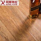 Plancher en stratifié imperméable à l'eau de chambre à coucher d'utilisation d'intérieur de cuisine