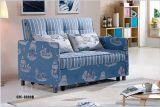 Функциональная софа, самомоднейшая ткань, кровать софы