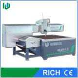 CNC máquina de corte a jato de água para cerâmica