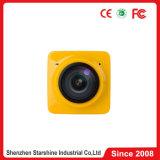 GセンサーおよびH. 264が付いている処置のカメラの立方体360