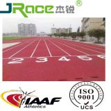 Trilha/pista de decolagem Running atléticas sintéticas para o campo de esportes