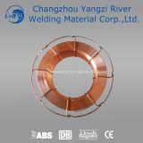 Comerciante de cobre del alambre de soldadura del En G4si1 MIG