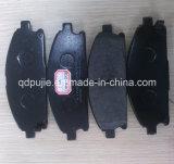 Zapatas de freno del coche de la fibra del carbón para el Benz BMW de Ford