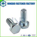 10.9フルスレッドまたはハーフスレッドHeadmarkingのNbまたはYHC Zpの:構造用鋼ボルト締めグレードのための対辺大幅と高強度六角ボルトDIN6914