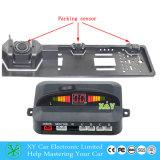 Radar do reverso da assistência do estacionamento do carro, indicador de diodo emissor de luz do sensor do estacionamento do carro