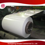 Bobina de acero en frío edificio PPGL/PPGI de la estructura de acero