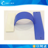 Modifica lavabile della lavanderia di frequenza ultraelevata NFC di HF del silicone per l'inseguimento del costume