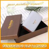 高品質のペーパー札入れの包装ボックス