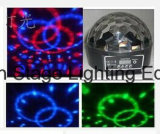수정 구슬 효력 빛을 점화하는 단계