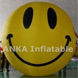 Воздушный шар формы дома PVC гелия печатание нестандартной конструкции раздувной