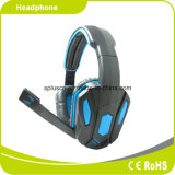 Nouveau style Blue Computer Game Headphone