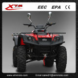 Quarte permissible ATV de 4 adultes de charron de rue en gros de 300cc 4X4