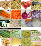 Taglierina di spezzettamento di verdure di verdure della verdura della macchina della tagliatrice