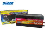Inversor de la energía solar de Suoer 3000W 24V 220V con el cargador (HAD-3000D)
