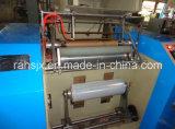 Carrete de película automático de estiramiento del PE para rodar la máquina de Rewinder (HSRW-450)