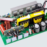 600va Watt 12V/24V/48V DCへのGrid Solar Power Inverterを離れたAC 110V/230V