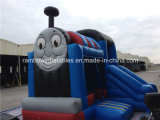 Sale、トマスTrain Combo&Jumping Bouncer Slideのための安いInflatable Bouncers