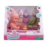"""La poupée réglée de Bath de poupée de PVC de mode de poupée a placé 12 """" (H0318272)"""
